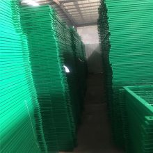 铁丝围栏网生产厂家 基坑防护栏杆 高速公路围栏网