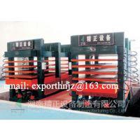 生产聚氨酯空调保温板层压机和高压发泡机出口全球