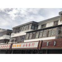 深圳仿古建筑铝窗花屏风装修材料厂家选广东德普龙建材厂,设计安装均可。