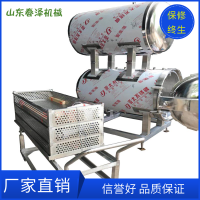 诸城厂家直销杀菌锅 鱼肉罐头灭菌机械