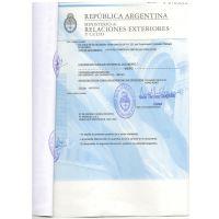 出口到阿根廷,所需要的清关资料包含哪些?