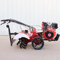 邦腾农用机械小型多功能大马力微耕旋耕机 汽油松土机