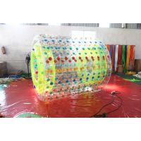 工厂直供水上透明滚筒报价 水上漂浮物