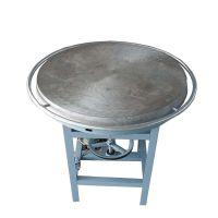 商用燃气煎饼机不锈钢摆摊杂粮煎饼锅不沾煎饼果子机鏊子 煎饼炉