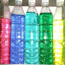 亮蓝 玻璃水用染料 荧光颜料工业级 亮蓝 果绿 胭脂红 荧光绿水溶性染料 颜料