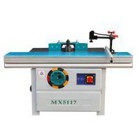 厂家定制直销木工机械设备MX5117D木工推台立铣 立式单轴木工铣床
