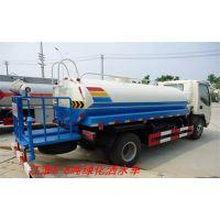 8吨洒水车|江淮CSC5081GSSJH型洒水车配置图片