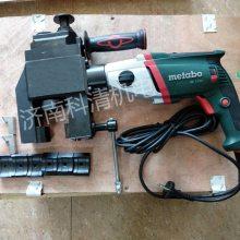 电动管子坡口机外卡式麦太保C型管子倒角机