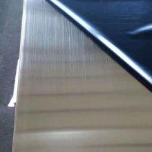 佛山316L拉丝板 316L张浦不锈钢卷料 316不锈钢拉丝平板 彩色不锈钢无指纹
