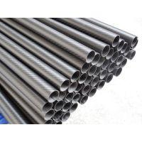 广州柏霖供应3K平纹碳纤维管强度高耐高温碳纤维管加工定制