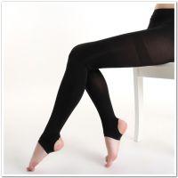 春秋打底神裤 瘦腿提臀无痕隐形压力 80D薄款钢丝袜踩脚袜 丝袜