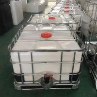 厂家直销全新塑料吨桶 千升桶 卧式500L吨桶 包装桶 铲车集装桶