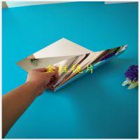 生产真空电镀pc镜面 pc塑料环保镜片 冲切pc卡通镜
