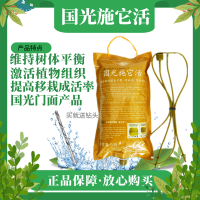 国光施它活大树吊针液营养液吊袋输液活力素生根催芽液10袋送钻头