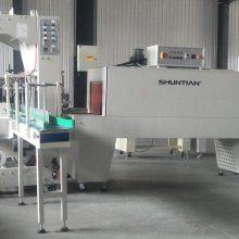 62040型袖口式套膜机厂家 矿泉水纯净水