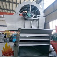 洗砂石设备生产厂家 滚筒洗砂机 螺旋洗沙机 小型洗石机