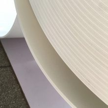 食品级白色环形PVC带