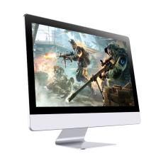 27寸一体机电脑 办公家用 台式全套 游戏型高配一体式非曲面曲屏联想华硕i5戴尔i3惠普苹果款