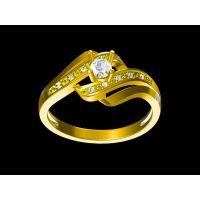 红铜镀银仿古情侣戒指批发 存银戒指 —纯银首饰加工厂家
