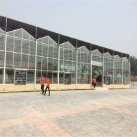 安徽玻璃温室大棚的通风设备介绍