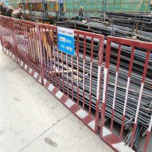 建筑基坑护栏网 施工防护网 工地深坑防护网厂家直销