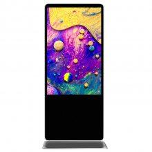 立式触摸一体机定制 75寸86寸立式触摸屏广告机 安卓一体机电脑一体机可选