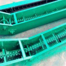 多功能水泥刮板输送机_全自动链条式刮板输送机_耐高温码头用刮板输送机价格