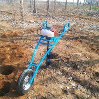 亚博国际真实吗机械水泥电线杆挖坑钻眼厂家 园林果树汽油打洞机 新型四冲程植树打坑机