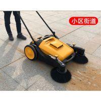 工厂清扫车厂家销售 工程用手推电动清扫车 清扫机总代理