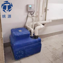 郑州别墅污水提升器、一体化全自动污水提升器、污水提升装置厂家、上海统源泵业