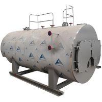 天津直供卧式天然气工业锅炉 2吨环保燃气蒸汽炉