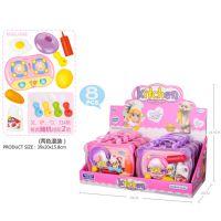 儿童过家家玩具 仿真厨房做饭玩具 卡通餐具套装系列