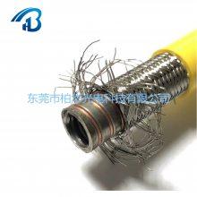 柏华光电光纤保护管、QBH保护管哪里有