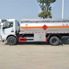 东风多利卡5吨加油车厂家包上牌,东风小型流动加油车价格