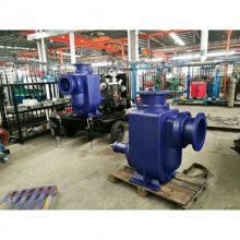 产地货源自吸排污水泵 无阻塞高扬程排污泵 市政排污卧式抽水泵