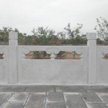石栏杆定制厂家-石材栏杆常规尺寸