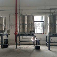 广东涂料不锈钢储罐 100-2000l不锈钢周转储罐 移动储罐