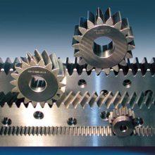 自动化生产线-机床专用齿条3模数研磨斜齿条现货供应