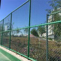 球场围网勾花网 楼房防护网兴来 勾花网施工图