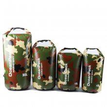 户外防水背包 密封水桶包 漂流PVC双肩包 OEM定制批发
