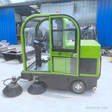 厂家直销电动扫地车 多功能电动扫地车