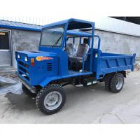 小型农用建筑矿用四驱四轮拖拉机运输车 四不像山地运输车