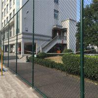 球场围网 山东网球场围网厂家 绿色浸塑球场围网