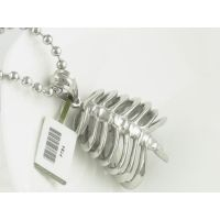 生产黄金生肖吊坠日韩时尚304钛钢吊坠926纯银项链批发加工厂
