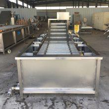 全自动带鱼段挂冰机 带鱼段包冰机 挂冰设备