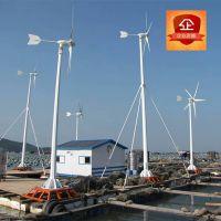 家用小型风力发电机10kw可负载空调冰箱等 感性负载电器 山东晟成风电10千瓦风力发电机