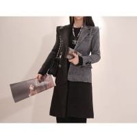 宝莱国际北京大红门服装尾货批发市场 品牌女装折扣尾货网卡其色大衣