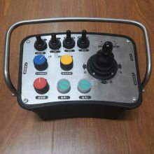 厂家南京帝淮RS485输出麦克纳姆轮式AGV小车遥控器