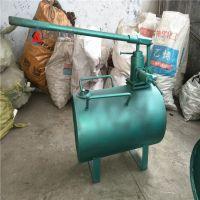 孔孟之乡曲阜直销DWS-30型手动液压泵站 手动升柱器
