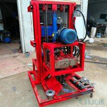 小型液壓水井鉆機_久鉆150米水井鉆機_三相電水井鉆機批量供應